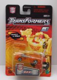 R.E.V. Transformers Robots In Disguise Spychangers Mini Figure