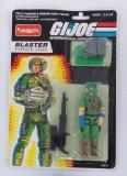 G.I. Joe Blaster Funskool International Heroes Indian Import Carded Figure