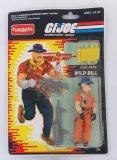 G.I. Joe Wild Bill Funskool International Heroes Indian Import Carded Figure