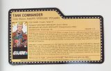 2007 Steeler G.I. Joe Convention Exclusive FileCard
