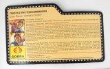 2009 Tomax & Xamot Crimson Twins G.I. Joe Convention Exclusive FileCard