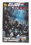 GI Joe Joecon 2008 Cobra Headhunters Exclusive Convention Comic Book