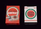 Lucky Strike Mini-Ashtray in Original Box