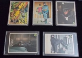 Assorted Lot of Superhero Trading Cards