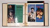 Homemade Elvis Presley Scrapbook / Photo Album