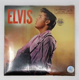 Elvis Presley Collectible T-Shirt in Unique Album Cover Packaging