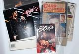 Assorted Lot of Elvis Memorabilia, Ephemera & Collectibles