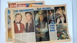 Assorted Lot of Elvis Tabloid Cover Stories