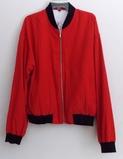 Lanksy Brothers Elvis Presley-Style Windbreaker Jacket