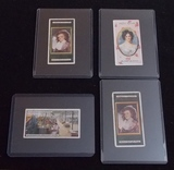 Lot of John Player & Sons Tobacco Cards