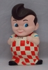 Bob's Big Boy Vinyl Figural Bank