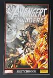 Avengers   Invaders Sketchbook
