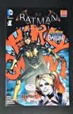 Batman: Arkham Knight - Batgirl   Harley Quinn Special #1B (In-Store Convention Kick-off)