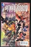 Batman and Robin: Eternal #1A (Tony S. Daniel Regular Cover)