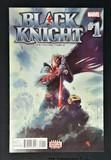 Black Knight, Vol. 4 #1A (Julian Totino Tedesco Regular Cover)
