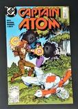 Captain Atom Annual #1