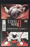 Civil War II: Choosing Sides #2A (Regular Jim Cheung & Declan Shalvey Cover)