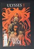 Civil War II: Ulysses #1A (Regular Francesco Francavilla Cover)