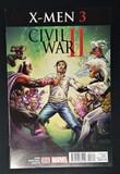 Civil War II: X-Men #3A