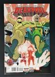 Deadpool, Vol. 5 #23A (Regular Tradd Moore Cover)