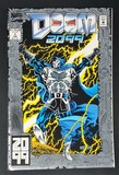 Doom 2099 #1B (Silver Foil Cover)