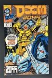 Doom 2099 #4 (First Printing)