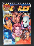 Exiles, Vol. 1 #1 (First Printing)