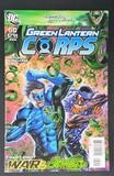 Green Lantern Corps, Vol. 1 #60A (Tyler Kirkham Regular Cover)