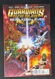 Guardians of the Galaxy, Vol. 4 #3A (Arthur Adams Regular Cover)