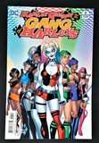 Harley Quinn and her Gang of Harleys #5A