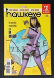 Hawkeye, Vol. 5 #1A (Regular Julian Totino Tedesco Cover)