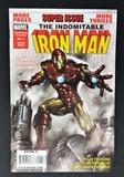 Indomitable Iron Man #1