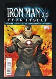 Iron Man 2.0 #7A (Ariel Olivetti Regular Cover)