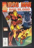 Iron Man: Bad Blood #1