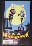 Nighthawk, Vol. 2 #1D (Variant Skottie Young Baby Cover)