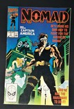 Nomad, Vol. 1 #1 (First Printing)