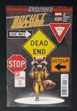 Rocket Raccoon, Vol. 3 #2A (Regular David Nakayama Cover)