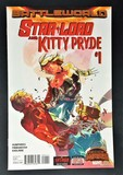Star-Lord & Kitty Pryde #1A (Yasmine Putri Regular Cover)
