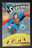 The Adventures of Superman #505B (Collector's Edition)
