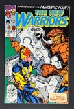 The New Warriors, Vol. 1 #17 (First Printing)