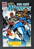 The New Warriors, Vol. 1 #18 (First Printing)