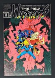 The New Warriors, Vol. 1 #34 (First Printing)