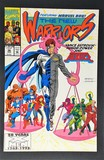 The New Warriors, Vol. 1 #36 (First Printing)