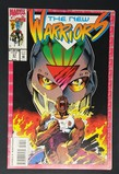 The New Warriors, Vol. 1 #37 (First Printing)