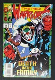 The New Warriors, Vol. 1 #38 (First Printing)