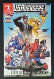 U.S.Avengers #1A (Regular Paco Medina Cover)