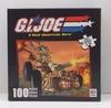 G.I. Joe 2002 Joe Vs. Cobra 100 Piece Sand Razor Puzzle Set