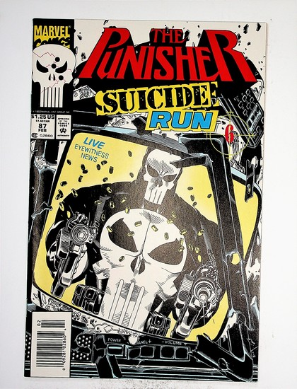 The Punisher, Vol. 2 #87