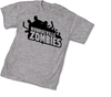 Monroeville Zombies Hockey T-Shirt Size Small