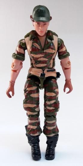 G.I. Joe 2003 Lady Jaye Convention Exclusive Figure